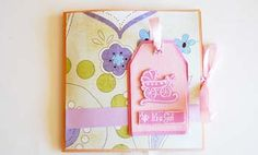 Easy Mini Scrapbook Tutorial