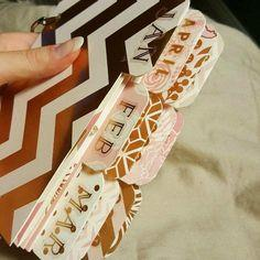 Cute Scrapbook with Dividers