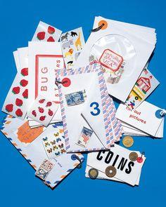 Add-On Envelope Books