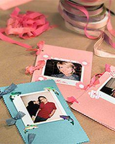Scrapbook Party Project