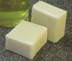 DIY Natural Soap: Basic Olive Oil Soap