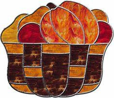 Thanksgiving Holiday Squash Free Pattern