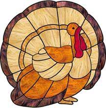 Thanksgiving Holiday Turkey Free Pattern