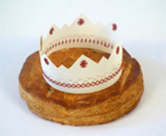 Tuto Crown for Galette de Rois