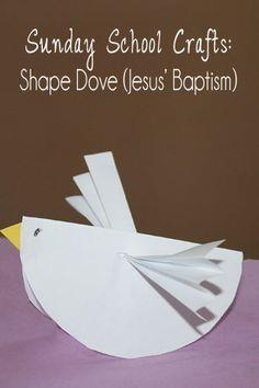 Shape Dove