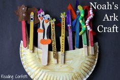 Noah's Ark Craft