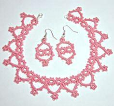 Princess Necklace and Earrings