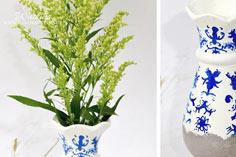 POTTERY BARN INSPIRED BUD VASES