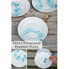 Upcycling Vintage Crockery