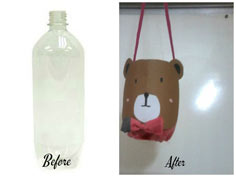 Recycle A Plastic Bottle