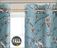 Classic Grommeted Curtain Panel