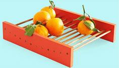 Dowel Fruit Holder Tutorial