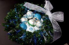 Holiday Ornaments and Wreaths