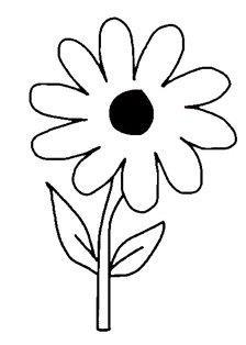 photograph regarding Free Printable Flower Applique Patterns titled Flower Applique Styles -